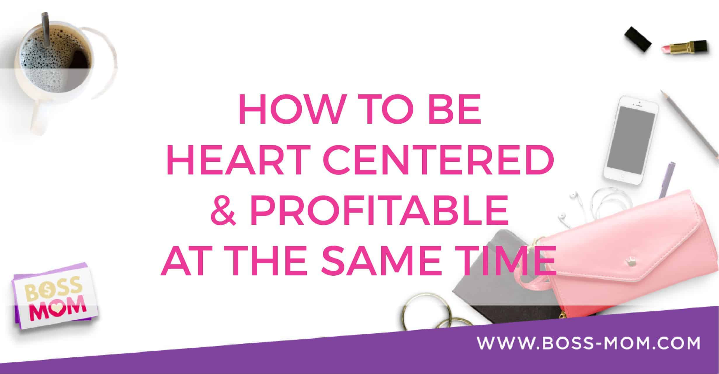 Episode 191: How to be Heart Centered & Profitable at the Same Time with Dana & NJ