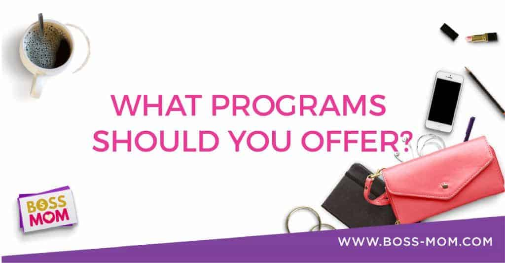 Episode 217: What Programs Should You Offer? with Dana Malstaff