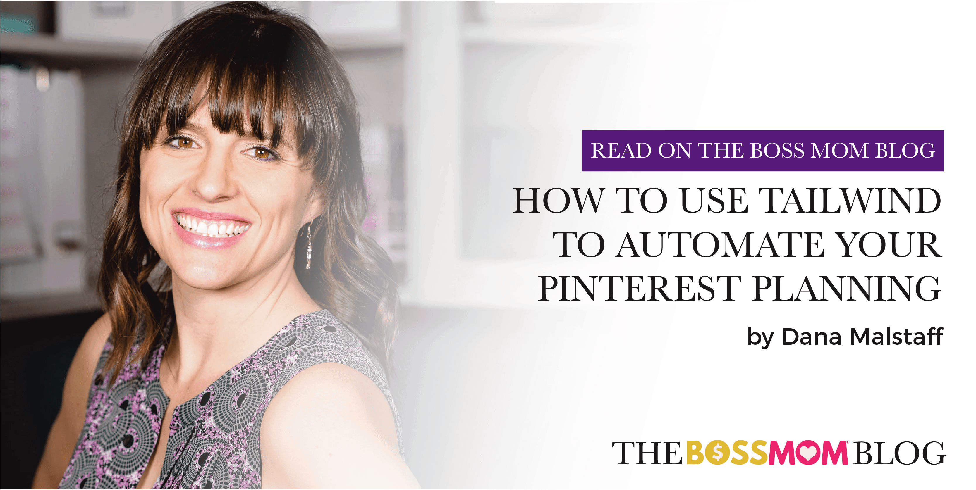 How To Use Tailwind To Automate Your Pinterest Planning