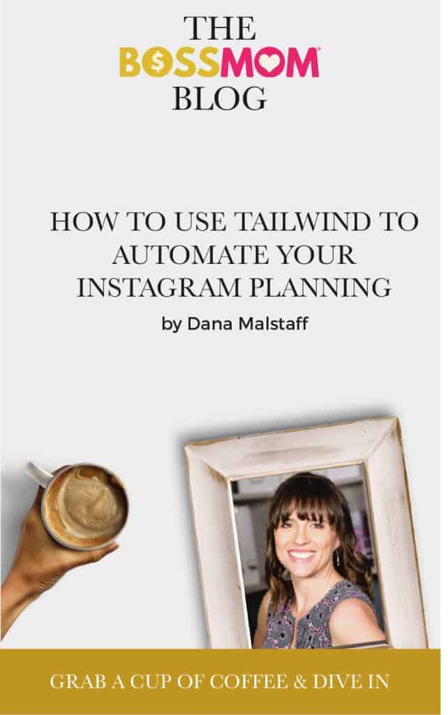 How to Use Tailwind to Automate Your Instagram Feed