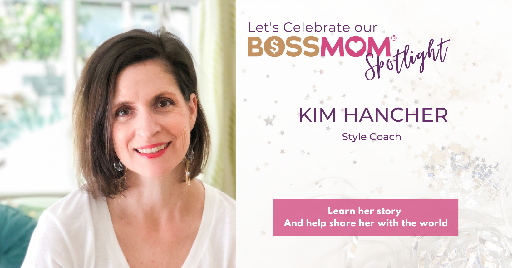 Boss Mom Spotlight Template